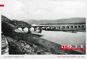 Carev most na Zeti u Nikšiću