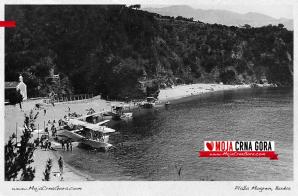LEGENDA: Plaža Mogren kraj Budve i priča o jednom brodolomniku