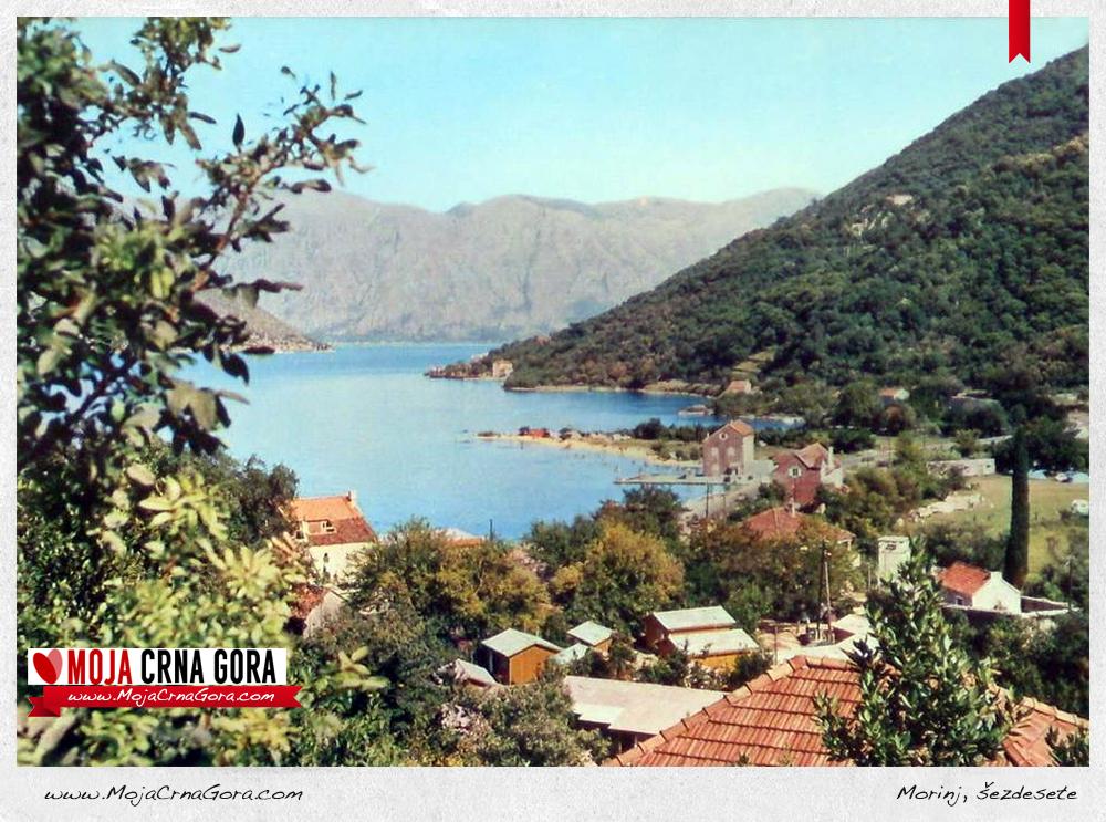 morinj crna gora mapa Morinj, Boka Kotorska   Moja Crna Gora morinj crna gora mapa