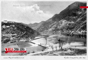 Rijeka Crnojevića, 1910