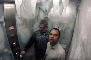 Nikšićko pivo: Vožnja u zamrznutom liftu (VIDEO)
