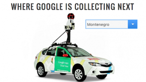 Google vozila počinju snimanja po Crnoj Gori